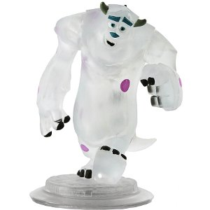 FIG: DISNEY INFINITY 1.0 CRYSTAL SULLY (USED)